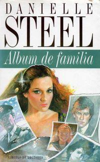 Libro ALBUM DE FAMILIA