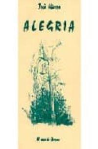 Libro ALEGRIA
