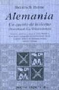Libro ALEMANIA: UN CUENTO DE INVIERNO