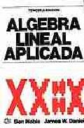 Libro ALGEBRA LINEAL APLICADA