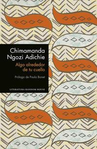 Libro ALGO ALREDEDOR DE TU CUELLO