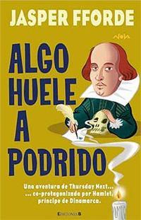 Libro ALGO HUELE A PODRIDO