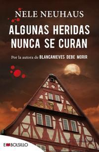 Libro ALGUNAS HERIDAS NUNCA SE CURAN