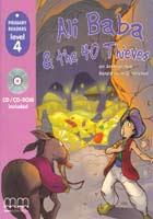 Libro ALI BABA AND THE 40 THIEVES