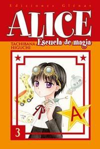 Libro ALICE ESCUELA DE MAGIA 3