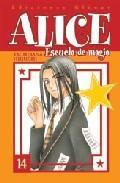Libro ALICE: ESCUELA DE MAGIA Nº 14