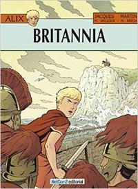 Libro ALIX Nº 33: BRITANNIA