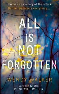 Libro ALL IS NOT FORGOTTEN