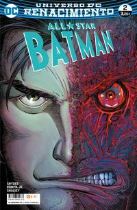 Libro ALL-STAR BATMAN Nº 02