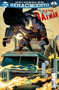 Libro ALL-STAR BATMAN NÚM. 03