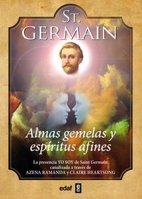 Libro ALMAS GEMELAS Y ESPIRITUS AFINES