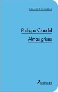 Libro ALMAS GRISES