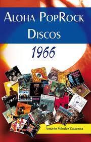 Libro ALOHA POPROCK DISCOS 1966
