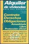 Libro ALQUILER DE VIVIENDAS