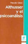 Libro ALTHUSSER Y EL PSICOANALISIS