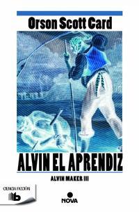 Libro ALVIN MAKER 3: ALVIN EL APRENDIZ