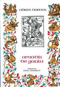 Libro AMADIS DE GAULA