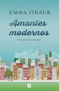 Libro AMANTES MODERNOS
