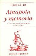 Libro AMAPOLA Y MEMORIA