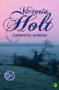 Libro AMBICION MORTAL