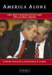 Libro AMERICA ALONE: THE NEO-CONSERVATIVES AND THE GLOBAL ORDER
