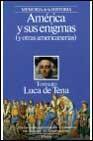 Libro AMERICA Y SUS ENIGMAS