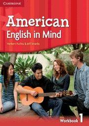 Libro AMERICAN ENGLISH IN MIND 1 WORKBOOK