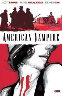 Libro AMERICAN VAMPIRE NÚM. 1