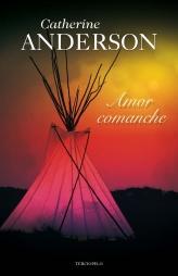 Libro AMOR COMANCHE