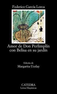 Libro AMOR DE DON PERLIMPLIN CON BELISA EN SU JARDIN
