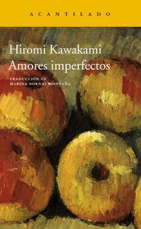 Libro AMORES IMPERFECTOS