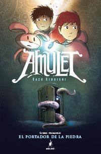 Libro AMULET
