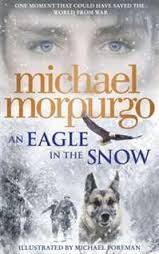 Libro AN EAGLE IN THE SNOW