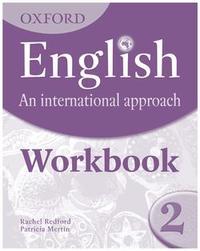 Libro AN INTERNATIONAL  APPROACH  2 ESO WORKBOOK  ED 2010
