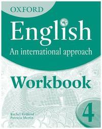 Libro AN INTERNATIONAL  APPROACH  4 ESO WORKBOOK  ED 2010