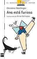 Libro ANA ESTA FURIOSA