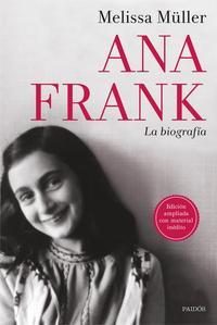 Libro ANA FRANK: LA BIOGRAFIA