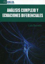Libro ANALISIS COMPLEJO Y ECUACIONES DIFERENCIALES