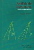 Libro ANALISIS DE ESTRUCTURAS: UN ESTUDIO HISTORICO