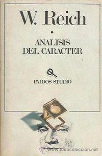 Libro ANALISIS DEL CARACTER