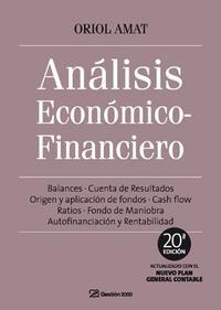 Libro ANALISIS ECONOMICO FINANCIERO