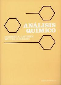 Libro ANALISIS QUIMICO