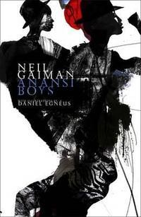 Libro ANANSI BOYS