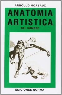 Libro ANATOMIA ARTISTICA DEL HOMBRE