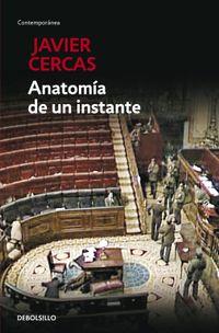 Libro ANATOMIA DE UN INSTANTE