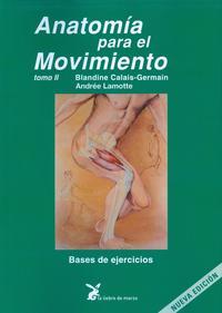 Libro ANATOMIA PARA EL MOVIMIENTO