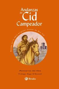 Libro ANDANZAS DEL CID
