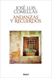 Libro ANDANZAS Y RECUERDOS