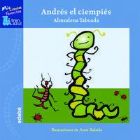 Libro ANDRES EL CIEMPIES