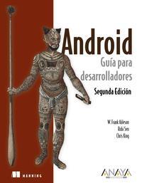 Libro ANDROID: GUIA PARA DESARROLLADORES